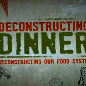 Deconstructing Dinner - A mini series on food - Kickstarter campaign