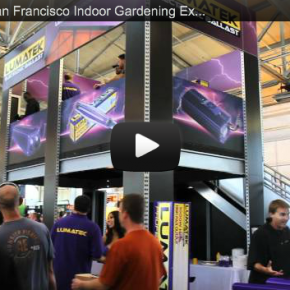 Trade Show Video - Indoor Gardening Expo in San Francisco